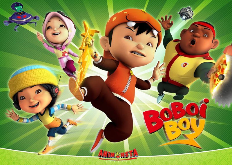 boboiboy | the dream yard